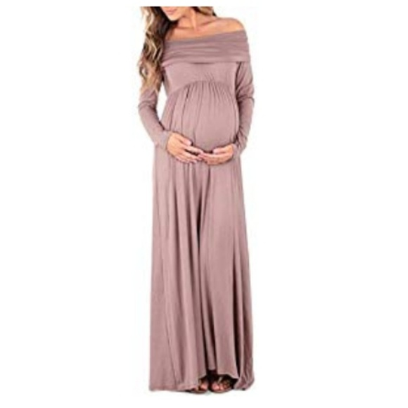 88b0c48a0f1bc Dresses | Mother Bee Maternity Maxi Dress | Poshmark